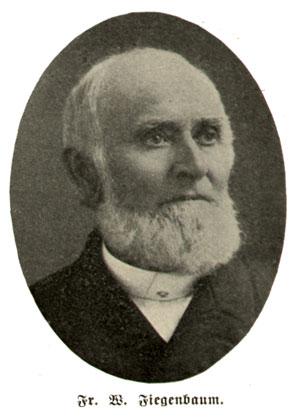 Rev. Friedrich Wilhelm Fiegenbaum