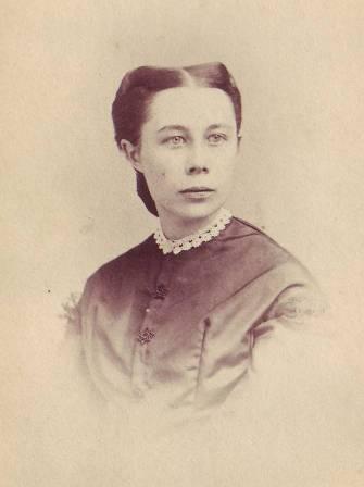 William's wife - Sarah Tryon Dewsnap